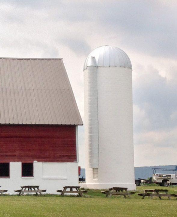 silo job after restoration