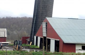 Leaning silo? Call us!